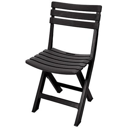 FOLDING CHAIR KOMODO PP ANTRACITE KOP-393