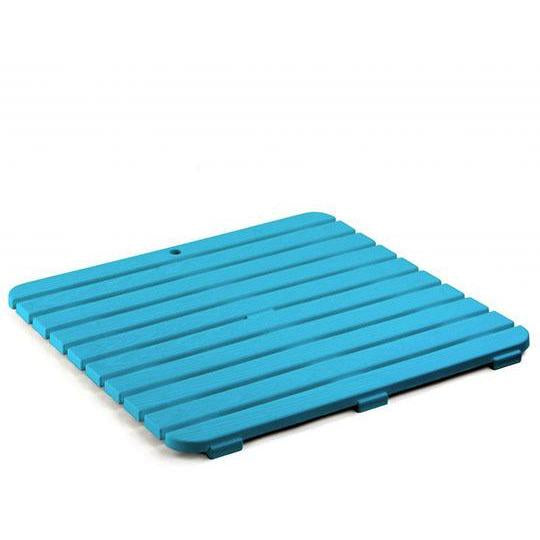 SHOWER PLATFORM 55 X 55 BLUE - TAT-433