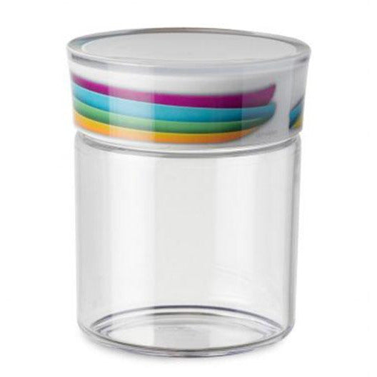 Plexart Jar 0.75 Ltr Color Waves OMA-424