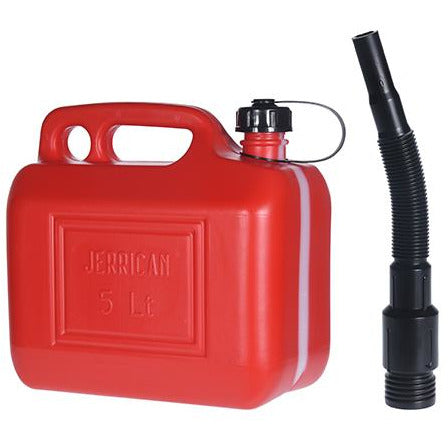 JERRYCAN 5 LITER WITH FUNNEL KOP-280