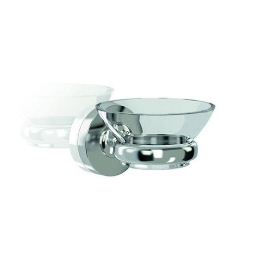 CARTAGO SERIES SOAP DISH ZINC - GEN-011