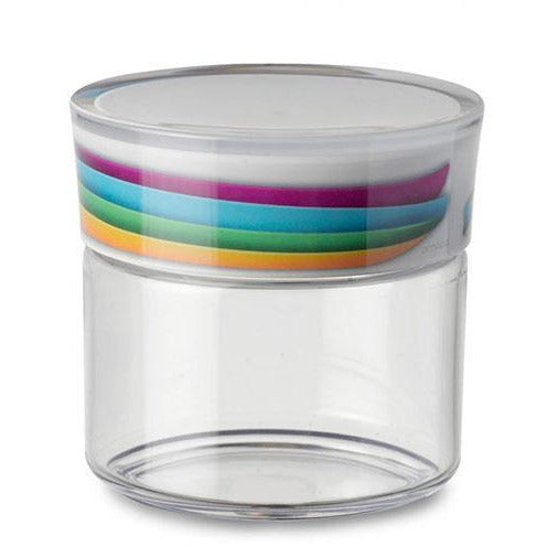 Plexart Jar 0.5 Ltr Color Waves OMA-418