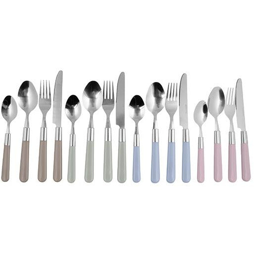 CUTLERY 24 PCS DAY BRAND METAL /PLASTIC ASS HP-087