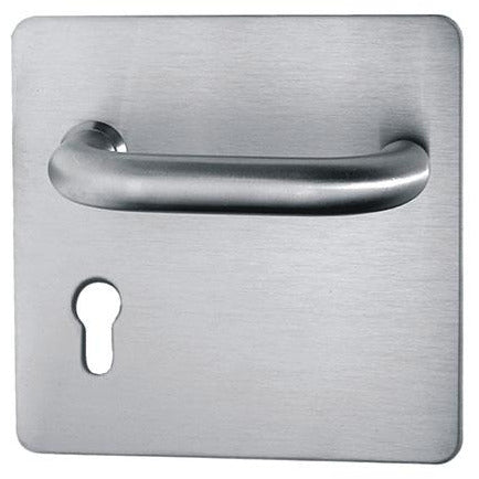 LEVER HANDLE ON SQUARE PLAT 170*170 EUR-162
