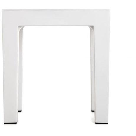 STOOL LOMBOK WHITE - TAT-477