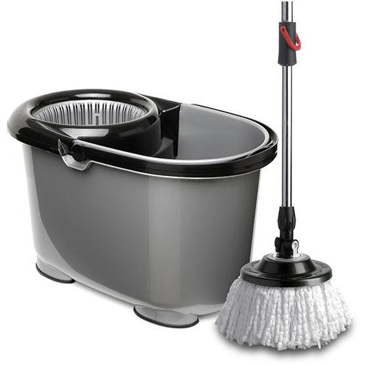 TELESCOPIC MOP & BUCKET SET