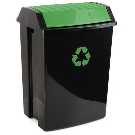 RECYCLING CONTAINER 50L GREEN - TAT-501