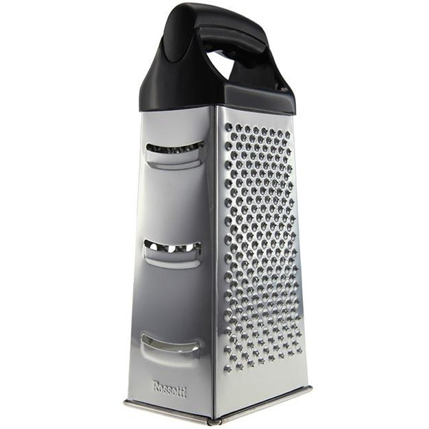 Black 4 Side Grater Medium ROS-034