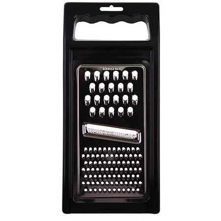 Black Flat 3 Way Grater ROS-033