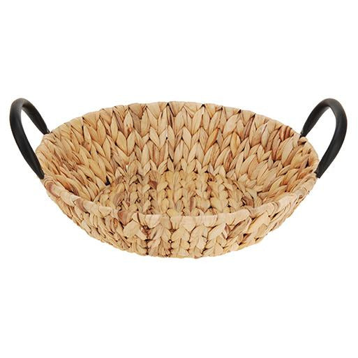 BASKET ROUND 350X95MM KOP-452