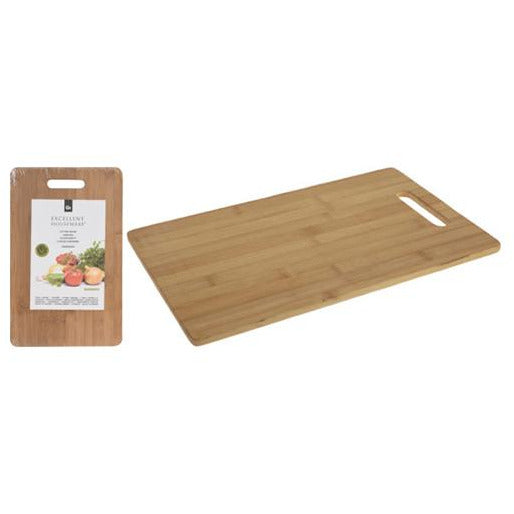 CUTTING BOARD BAMBOO 25X40CM KOP-477