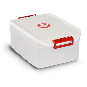 White 4.5L First Aid Box TAT-207