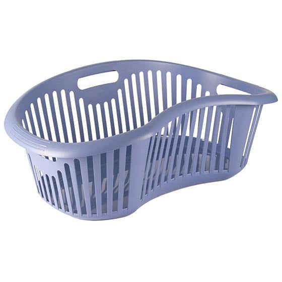 Blue Laundry Basket TAT- 203