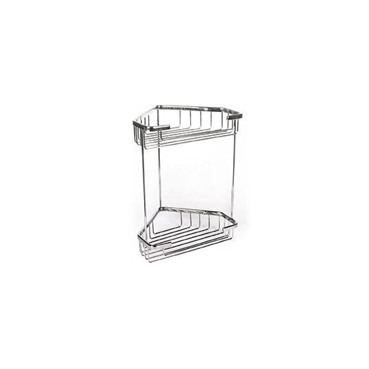 Double Corner Storage Basket TAT-158