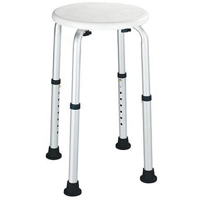Adjustable Height Shower Bath Stool WEN-339