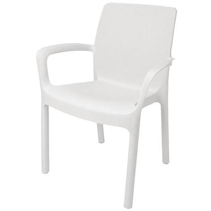 CHAIR LORD PP WHITE MATT KOP-211