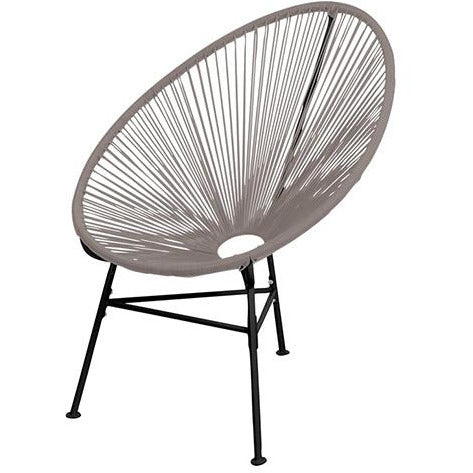 CHAIR METAL WITH PE WAIRE SEAT KOP-054