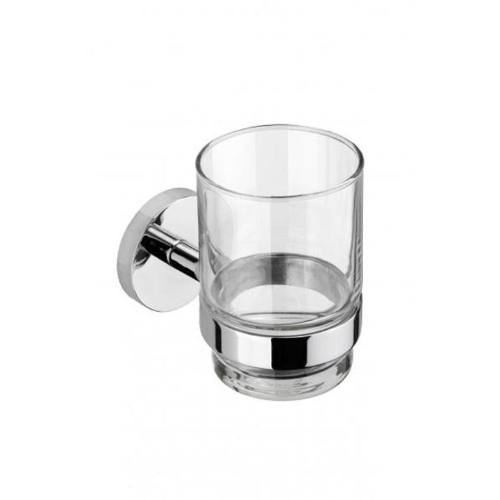 Romsey Tumbler & Holder CRY-037