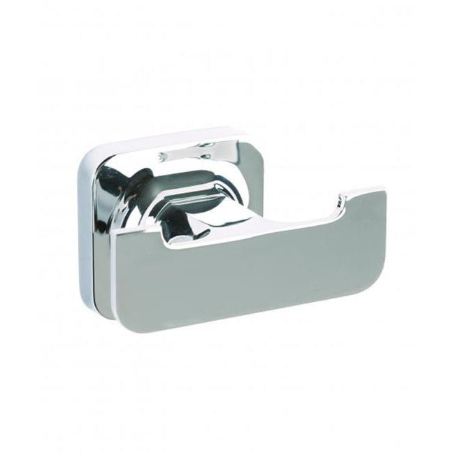 Shoreditch Double Robe Hook CRY-068