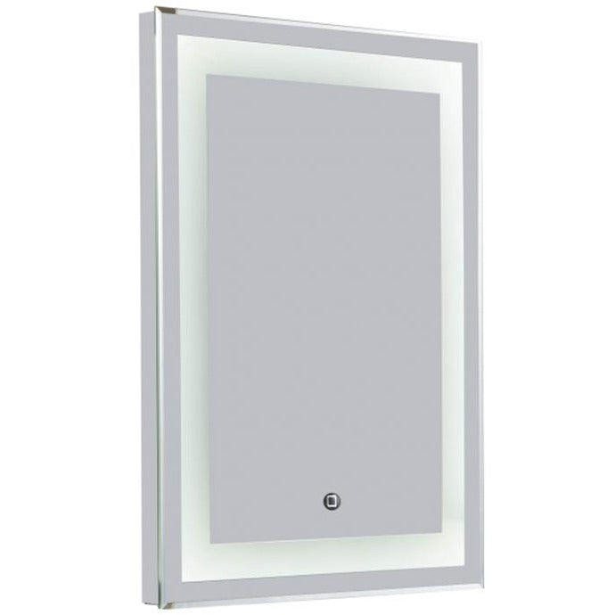 Rookley Illuminated Mirror Birchwood Illuminited CRY-086