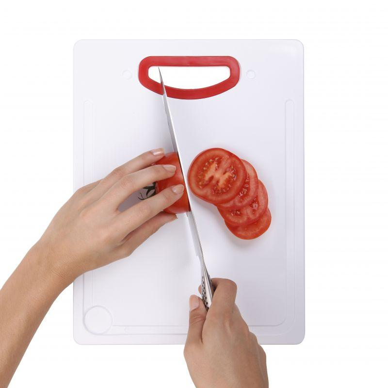 CUTTING BOARD 2 MEDIUM WHITE - TAT-298