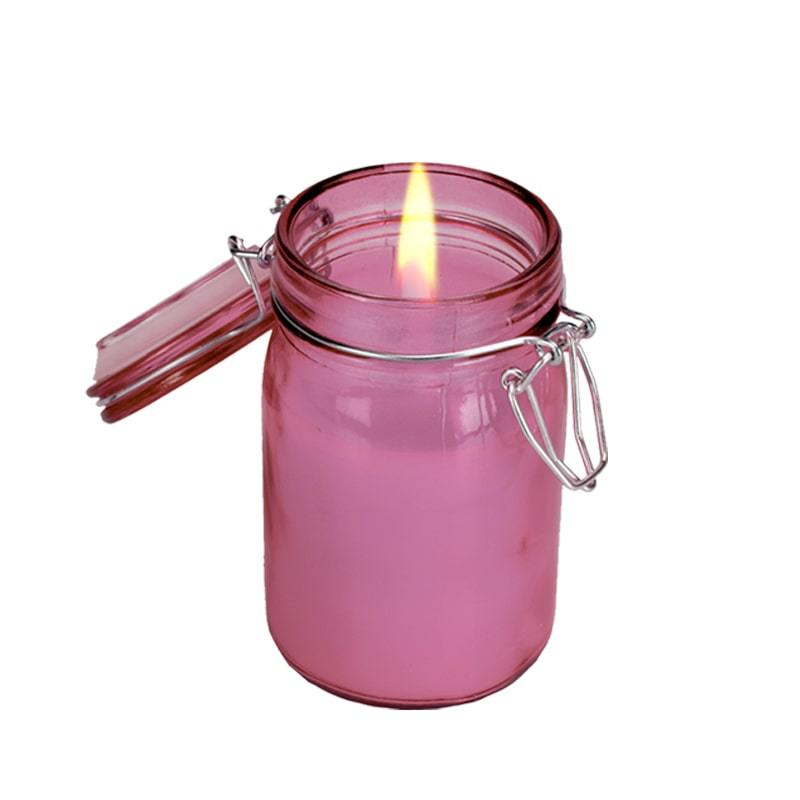 Candle Citronella in Glass