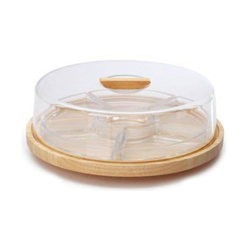 Dry Fruit Organizer and Tray with Lid