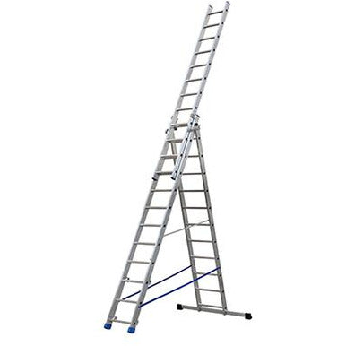 EXTENDABLE LADDER PARALLE LUP RIGHT 3X12 GIE-028