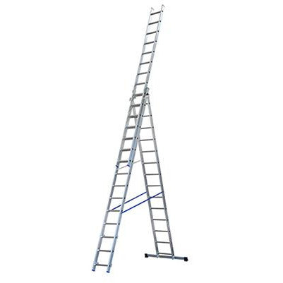 EXTENDABLE LADDER PARALLELUP RIGHT 3X14 GIE-029