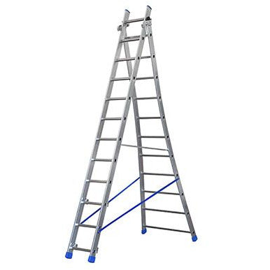 EXTENDING LADDER FLARED BASE 11+12 GIE-027
