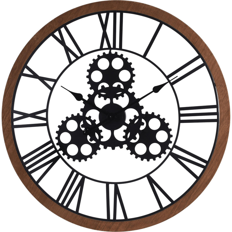 WALL CLOCK INDUSTRIAL 70CM KOP-298