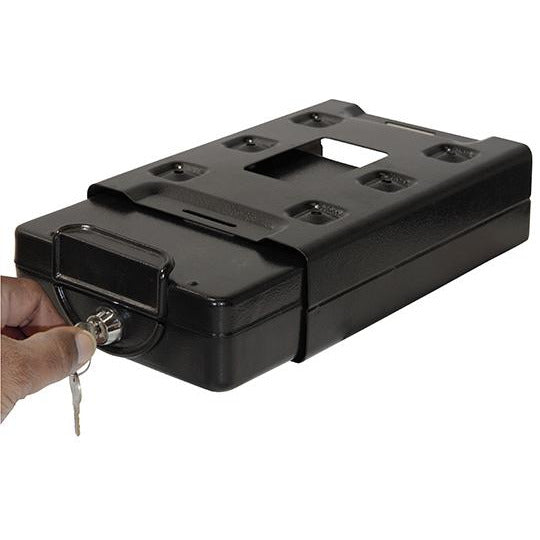 Steel Travel Security Box Key Lock
