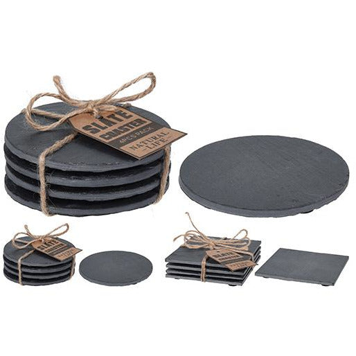 COASTER SET OF 4PCS KOP-424