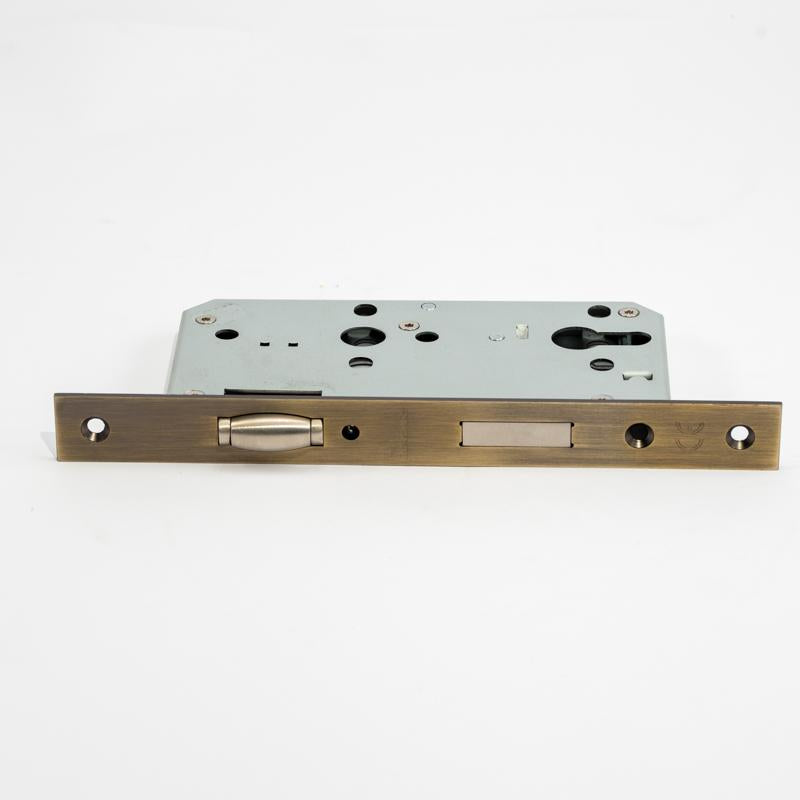 EUROART ROLLER MORTISE LOCK 55 MM AB