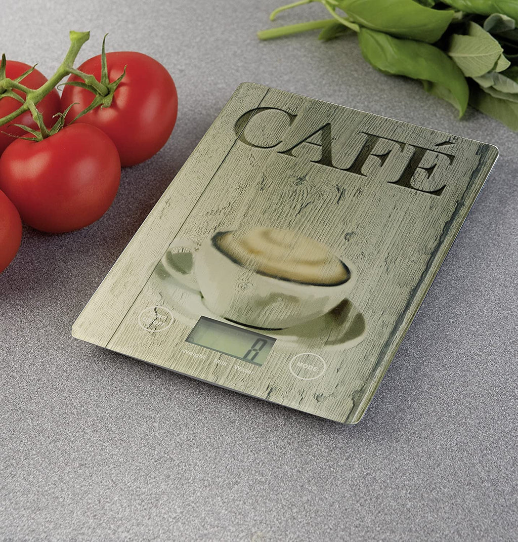 Kitchen Scale Cafe