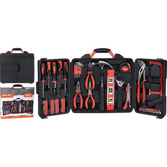 TOOLSET KIT OF 76 PCS KOP-351