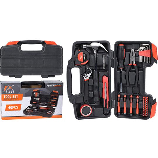 TOOLSET KIT OF 40PCS KOP-350