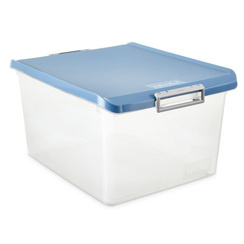 STORAGE BOX 35L BLUE - TAT-323