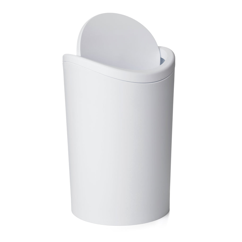 SWING BATH BIN STANDARD 6L WHITE - TAT-587