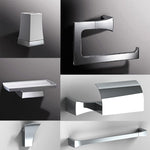 Sonia S7 Chrome Bathroom Set