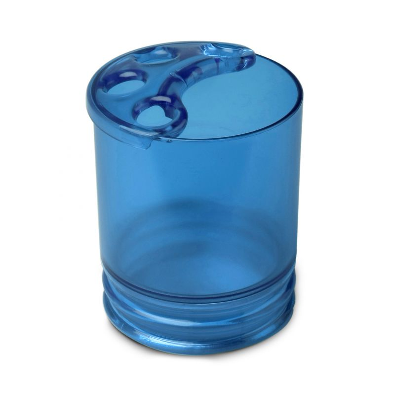 TOOTHBRUSH HOLDER AQUA OCEAN - TAT-604