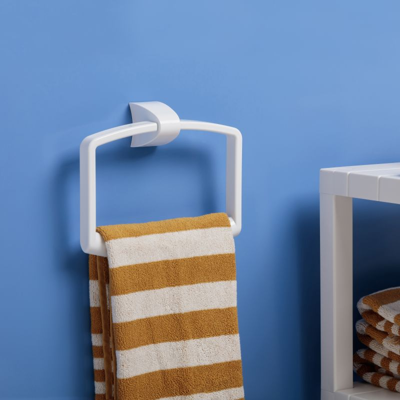 TOWEL RING - SMART WHITE - TAT-619