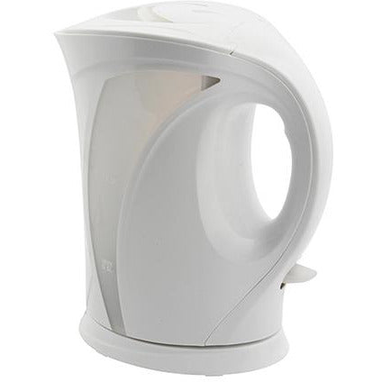 WATER KETTLE 1.7L 2000W PLASTIC WHITE DEAL BRAND HP-001
