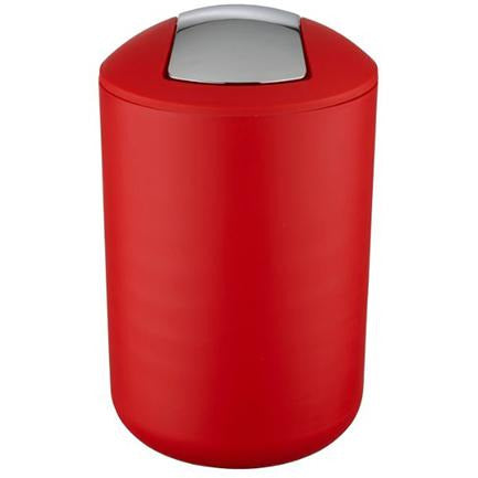 Swing Cover Bin Brasil,L,red