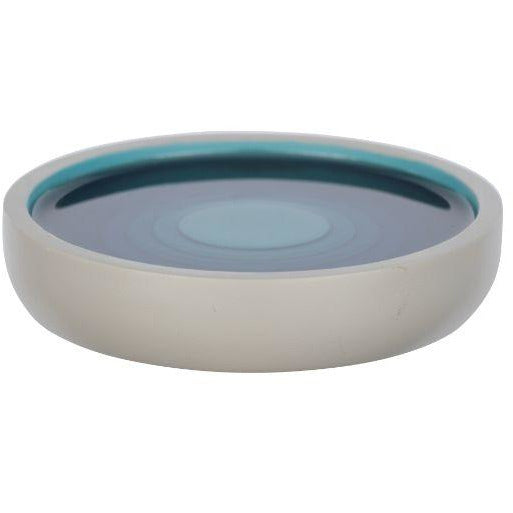 Soap dish Planet, taupe
