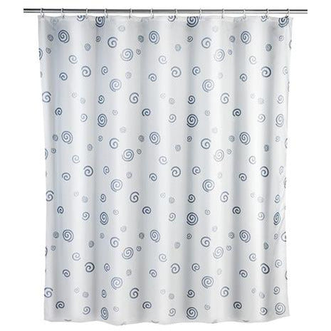 Polyester Shower Curtain Snail