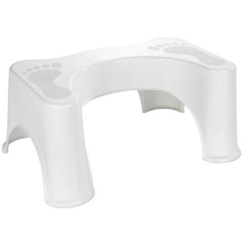 Toilet Stool Secura, white