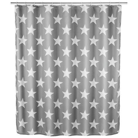 Anti-Mould Polyester Shower Curtain Stella