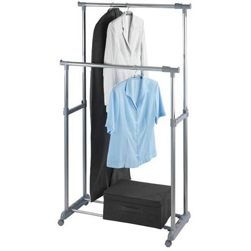Clothes Rack Twin Bars