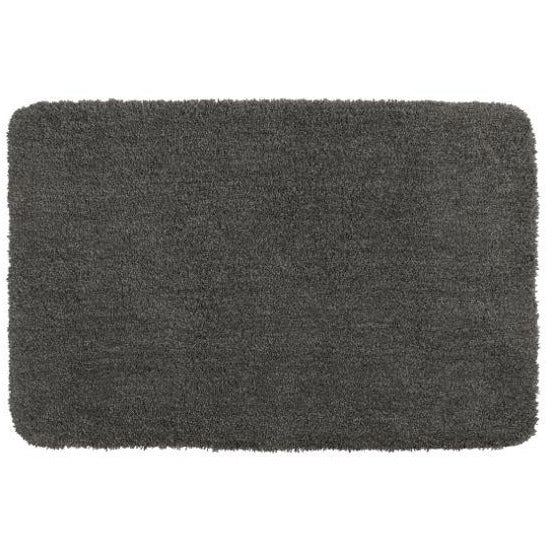 Bath mat Belize mousegrey,Micropolyester